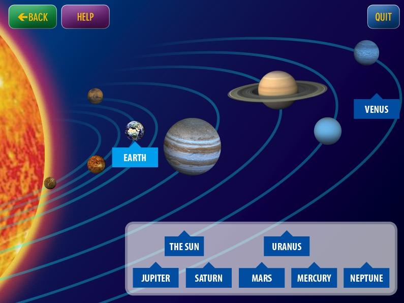 virtual solar system - photo #15